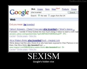 GoogleSexism
