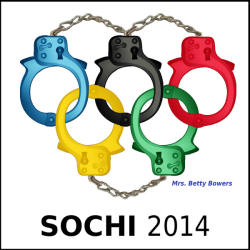 sochi handcuffs